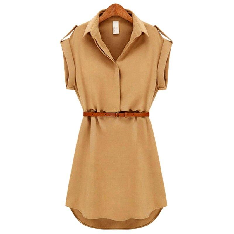 New Fashion Women Sexy Plus Size Summer Dresses Evening Party Beach Mini Dress S-XXL New 5