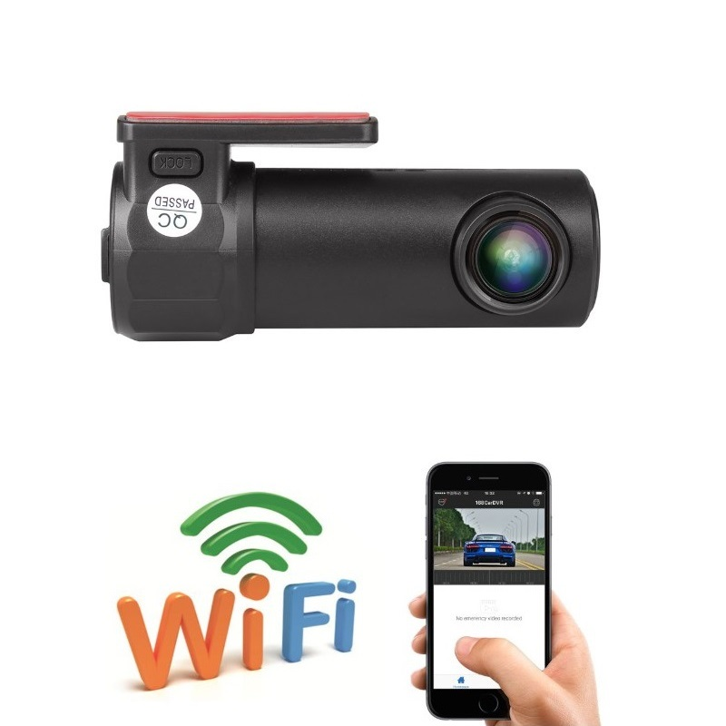 Mini WIFI Car DVR Dash cam Camera Video Recorder Dashcam Digital Registrar Camcorder APP Manipulation Wireless Hidden DVRs