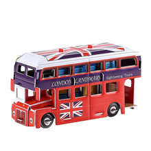 3d Three-dimensional Puzzle Paper Children's Educational Toy Bus Model(China)
