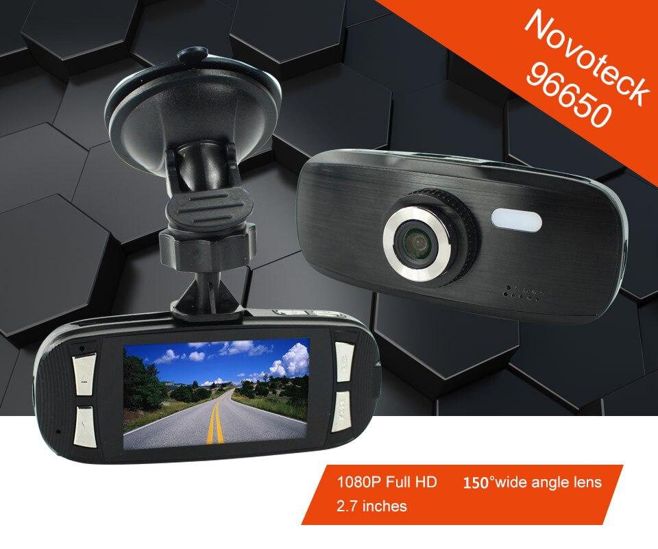 100 Original G1W Car Camera 1080P Full HD Car DVR Video Recorder Novatek 96650 2 7