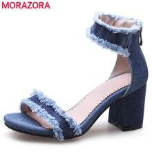 Sandalias Promocionales De En Promoción Compra Azul Ajq5L34R