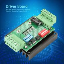 4.5A 40V Micro Gear Motor N20 Gear Motor TB6600 4257 Driver Board Controller Stepping Module Step stepper motor driver