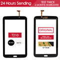 Original 3G Version 7.0 inch Touchscreen For SAMSUNG Galaxy Tab 3 7.0 SM-T211 T211 Touch Screen Digitizer Parts Free Adhesive
