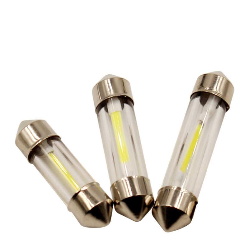 Lampe led 31mm 36mm 39mm 41mm ampoule led blanche froide 6v 12v ampoule led décorative automobile