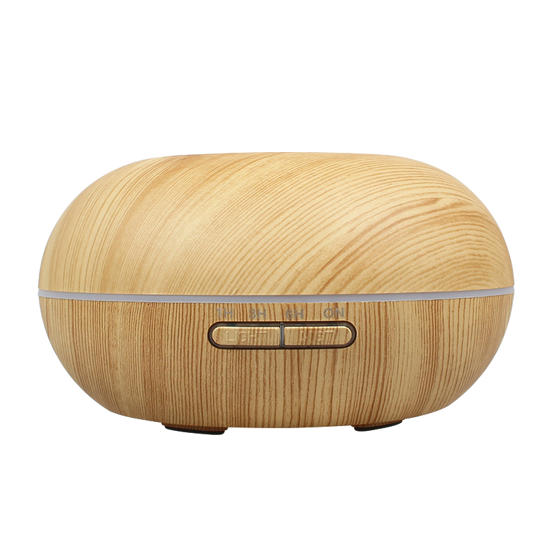GX.Diffuser 300ML Smart Wifi APP Aroma Diffuser 7 LED Colorful Light Aromatherapy Essential Oil Aroma Diffuser With Amazon Alexa