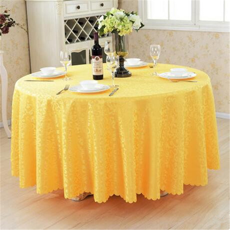 1Pcs Fashion Round Lace Printing European style Restaurant tablecloth Tea tablecloth Cloth art tablecloth High-Grade Table Skirt ...