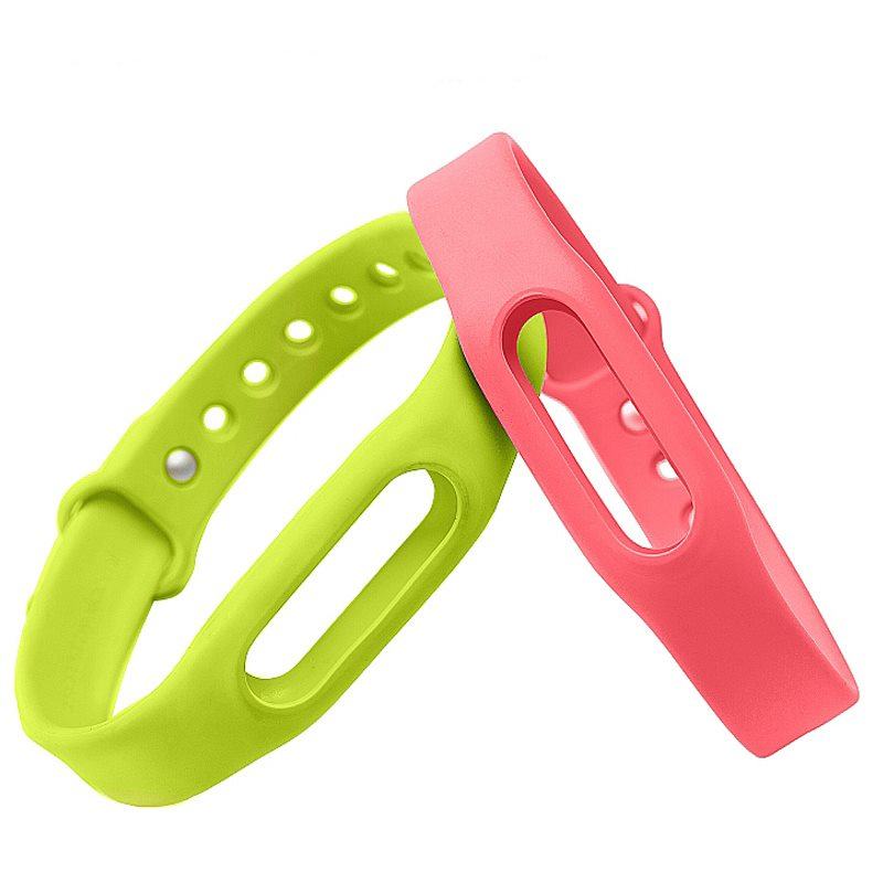 TEAROKE Colorful Silicone Strap for Xiaomi Mi Band MiBand 1 1S Bracelet Replacement Wristband Band Accessories Reemplazo Pulsera tearoke colorful silicone strap for xiaomi mi band miband 1 1s bracelet replacement wristband band accessories reemplazo pulsera
