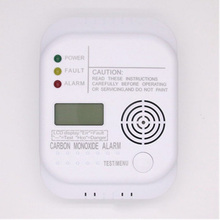 цена на CO Detector Carbon Monoxide Monitor with Alarm System Gas Leak Detector CO Meter Portable Gas Detector Gas Analyzer CO Sensor