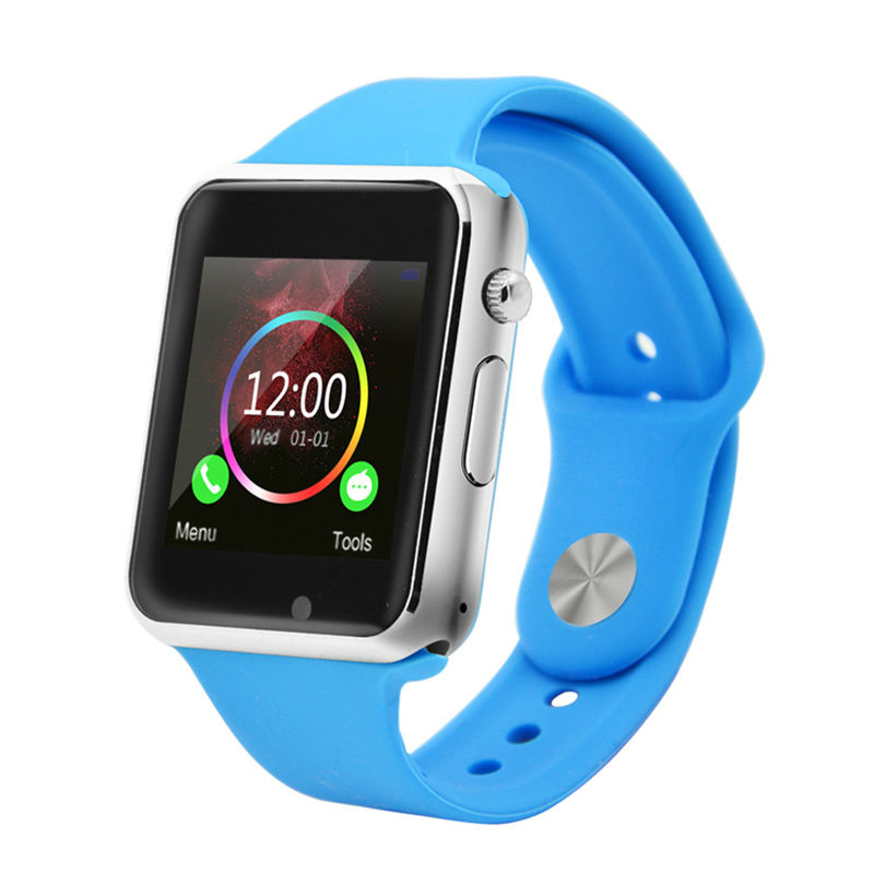 Smart Watch A1 Fashion Bluetooth Electronic Wrist Sport Pedometer With SIM Camera Position For font b