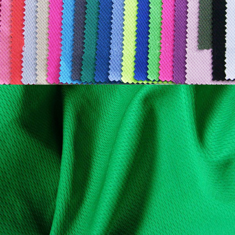 Dry Fit Fabric For Sports Fast Quick Drying Material Soft