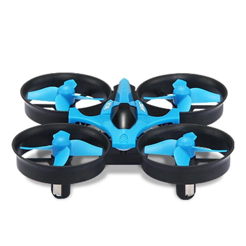 3 Batteries Mini Drone Rc Quadcopter Jjrc H36 Dron Copter 4