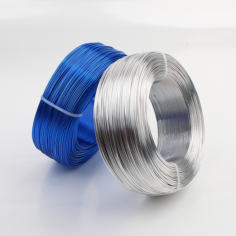 Farbig eloxierte aluminium draht schmuck handwerk weichen 1/2 kg 1mm ...