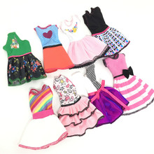 US $0.19 23% OFF|2018 New Handmade Fashion Clothes For   Doll Play House Dressing Up Costume Kids Toys Gift Random Send-in Dolls from Toys & Hobbies on AliExpress - 11.11_Double 11_Singles' Day