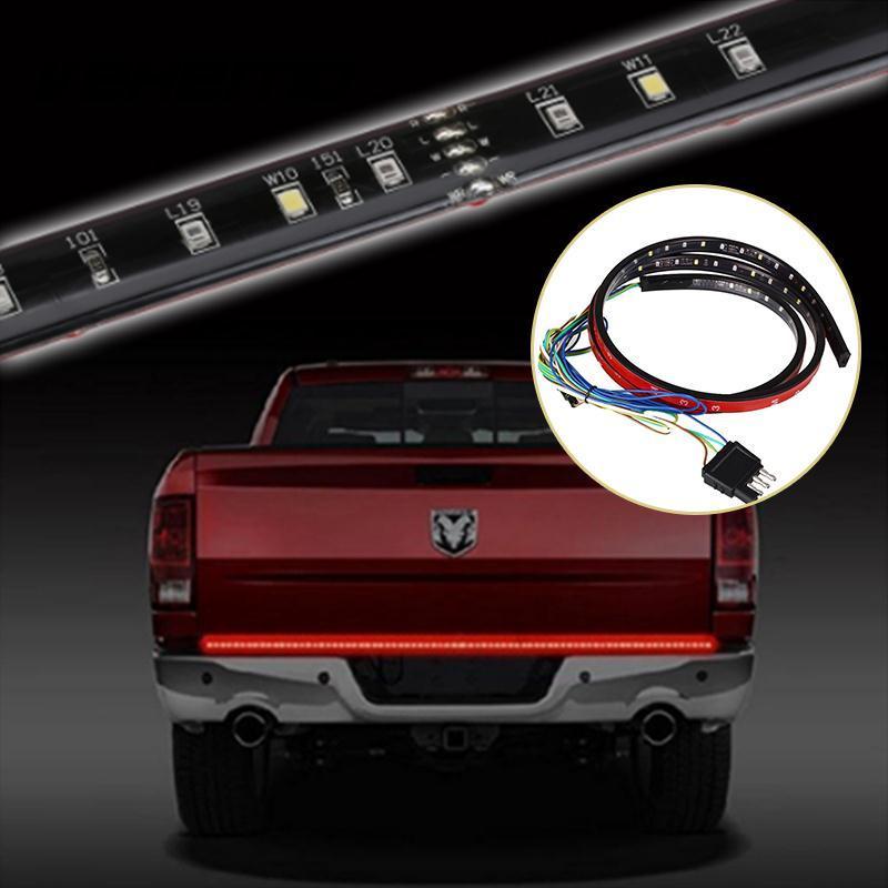 Vehemo Пикап автомобиль грузовик багажника светодиодные дневные ходовые освещения Стоянкы автомобилей бар газа свет автомобилей фонаря