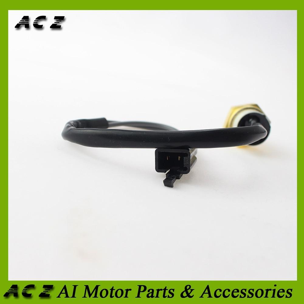 Motorcycle Radiator Cooling Fan Switch For RF400 RF600 RF900 GK78 UH125 UH150 UH200 UX125 GSF250 GSXR600 GSXR750 GSXR1100 VX800 VZ800