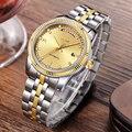 DOM brand Men watch mens watches top luxury mechanical watch sapphire crystal  waterproof reloj hombre marca de lujo M82