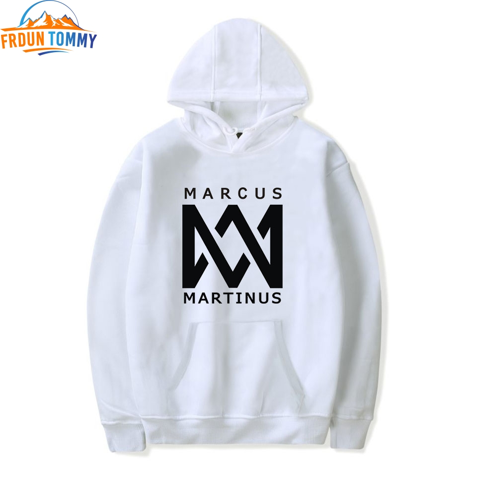 Marcus Martinus Hoodies Sweatshirt Fashion Autumn Women/Men Hot Sale Hoodies Ouewear Pullovers Casual Sweatshirt Tops Clothes