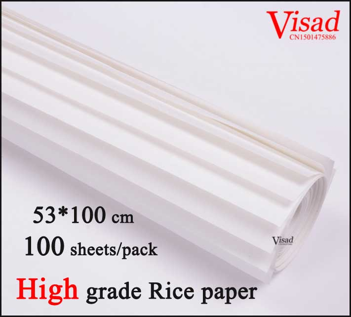 все цены на 53*100 cm Chinese Calligraphy rice paper painting supplies artist painting pape raw xuan paper