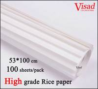 53*100 cm Chinese Calligraphy rice paper painting supplies artist painting pape raw xuan paper