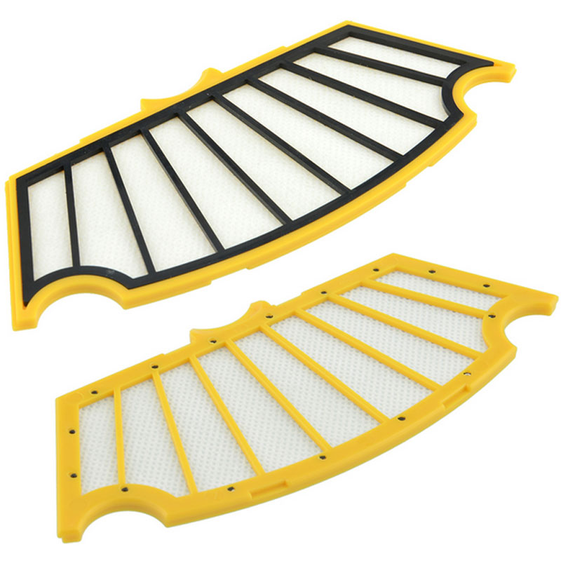 Vacuum Cleaner Hepa Filter For IRobot Roomba 500 Series 510 530 535 532 550 560 570 580 585 Vacuum Spare Parts Replacement 1Pc