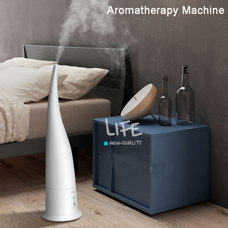 Home mute office bedroom Aromatherapy machine Mist Discharge humidifier 360ml/h HQ-JS400D floor style humidifier home mute air conditioning bedroom high capacity wetness creative air aromatherapy machine fog volume