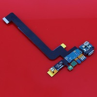 For Xiaomi Mi4 USB Charging Port Motor Microphone Flex Cable Replacement For Xiaomi Mi4 M4 Repair