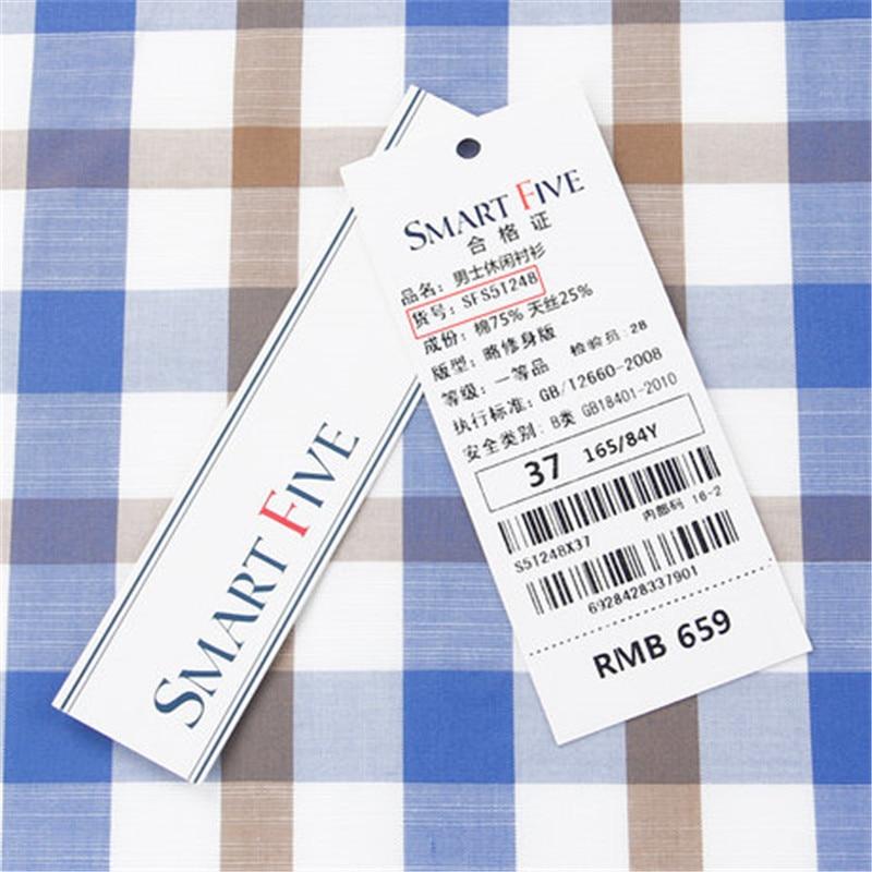 Smartfive მამაკაცის პერანგი 75% - კაცის ტანსაცმელი - ფოტო 6