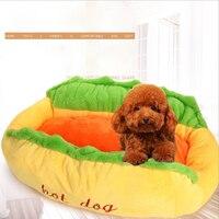 Hot Dog Bed Pet Winter Beds Fashion Sofa Cushion Supplies Warm Dog House Pet Sleeping Bag Cozy Nest Kennel