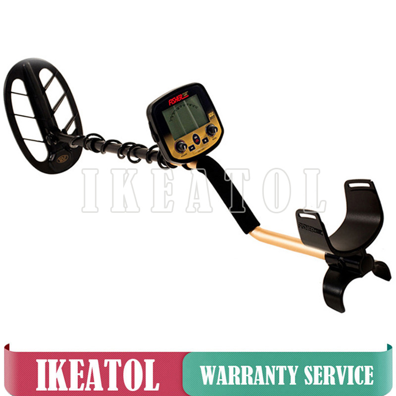 Professional Underground Metal Detector Gold Bug Detector Depth Treasure Finder