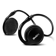 Беспроводные наушники с микрофоном SVEN AP-B250MV, черный (Bluetooth)