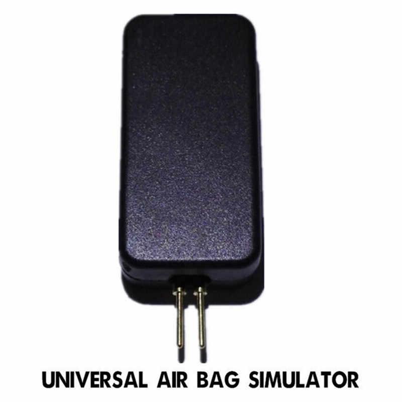 Jetting airbag emulador simulador de ar para carro ferramenta de diagnóstico srs carro ferramenta de reparo do sistema