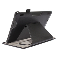 Ultra Slim Multiple Angle Heat Setting Folio Stand PU Leather Protective Skin Cover Case For Amazon