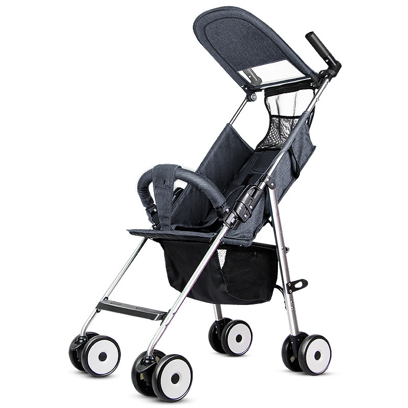 Baby Stroller Light and Small Simple Folding Can Sit Half Lay Baby Children Hand Push Pocket Umbrella Car travel pram3.6kgBaby Stroller Light and Small Simple Folding Can Sit Half Lay Baby Children Hand Push Pocket Umbrella Car travel pram3.6kg