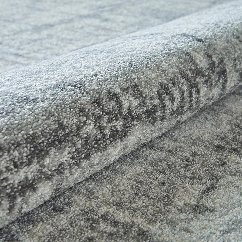 Europe tapis pour salon maison nouveaux tapis pour chambre canapé Table basse tapis de sol nordique épais tapis d'étude et tapis - 5