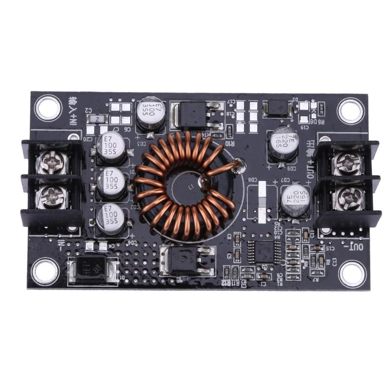 DC-DC 12V/24V To 5V Step-down Module Power Supply Converter Booster Module for Car LED Screen matek vb2a5v dc dc 1s 5v booster regulation module converter