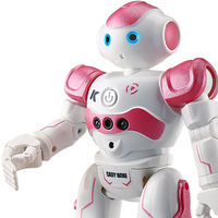 RC Robot Intelligent Programming Remote Control Robot Toy Biped Humanoid Robot For Children Kids Birthday Gift robot dog pet