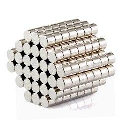 100 шт. диск мини 5x3 мм N50 редкоземельный сильный неодимовый магнит объемные супер магниты N50