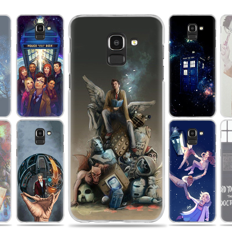 Phone Bags & Cases Half-wrapped Case 9th And Rose Doctor Who Cases Cover For Samsung Galaxy J3 J4 J6 Plus J8 2018 J2 J3 J4 J5 J6 J7 2018 Hard Pc Phone Cases Online Discount