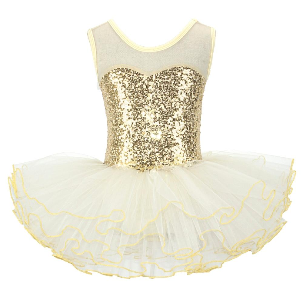 Красивая балерина для девочек, сказочный костюм для выпускного вечера, детское платье с блестками и цветами, танцевальная одежда, гимнастический купальник, балетное платье пачка|Балет| | АлиЭкспресс