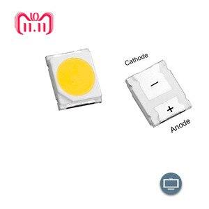 مصنع أكبر خصم LED الخلفية 1210 3528 2835 3 فولت 1 واط 92l LM بارد الأبيض ل LG Innotek LCD الخلفية LED TV التطبيق