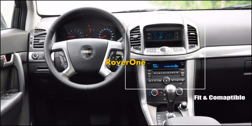 Roverone Android 80 Car Multimedia System For Chevrolet Captiva