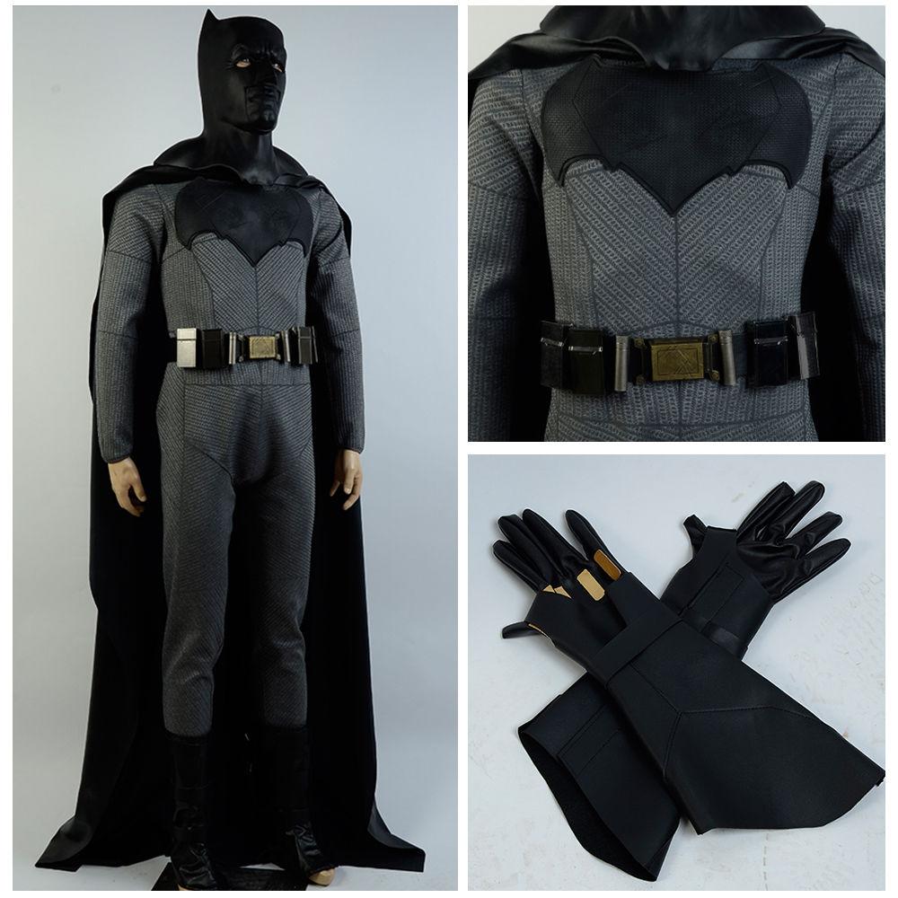 Batman vs Superman Belt Superhero Fancy Dress Halloween Adult Costume Accessory