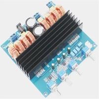 TDA7498 2 1 Digital Audio Power Amplifier Board Bass 200 W 100w 100 W Beyond