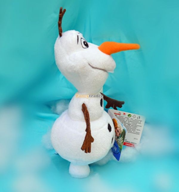 Fancytrader 2014 Top Selling 24\'\'60cm Jumbo Plush Frozen Olaf Snowman in Frozon Cartoon for Child Gift Free Shipping FT50024(5)