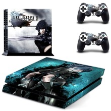 Game Final Fantasy PS4 Skin Sticker Decal Vinyl for Sony Playstation 4 Console and 2 Controllers PS4 Skin Sticker