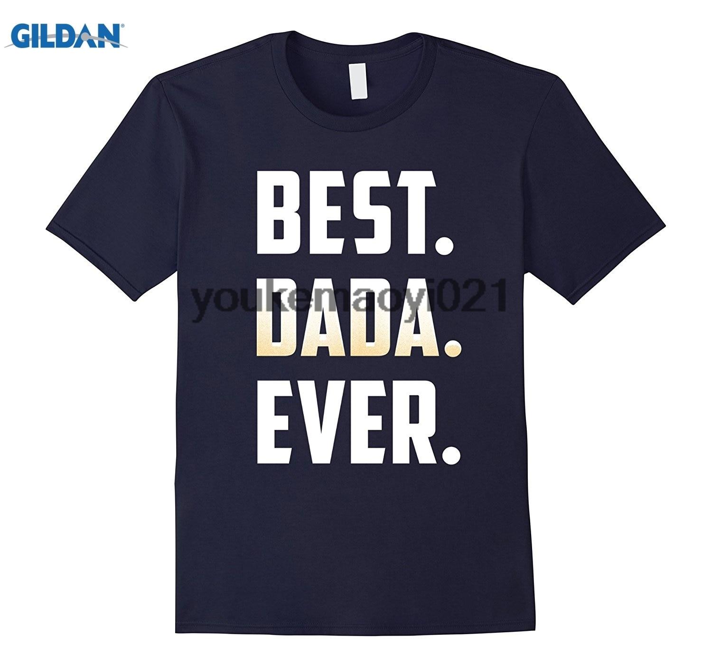 GILDAN Best Dada Ever T-shirt Fathers Day