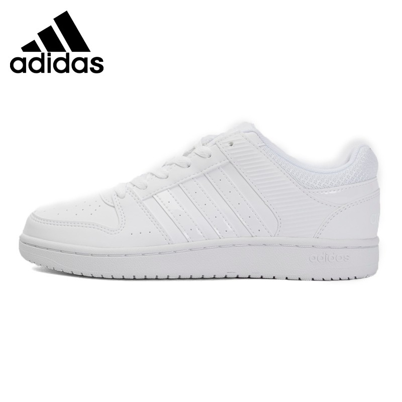 Original New Arrival 2017 Adidas NEO Label HOOPS Women's Skateboarding Shoes Sneakers adidas кроссовки дет спорт hoops mid k
