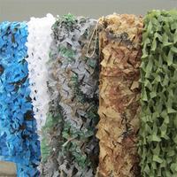 Vilead 9 видов цветов 7 м * 10 м камуфляжной сеткой камуфляж сетка для ремесло украшения солнечное укрытие Снайпер скрыть тент тень Охота тень