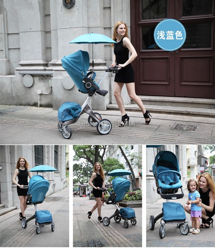 Aliexpress.com : Buy Best Gift for Baby Folding Stroller,Convenient Folding Baby Trolly Designed