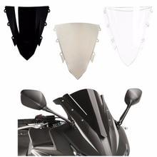 Motorcycle Windshield Windscreen Wind Screen Shield For HONDA CBR500R CBR 500 R 2016 2018